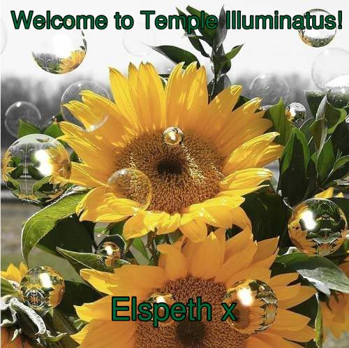 Welcome to Temple Illuminatus! Elspeth x
