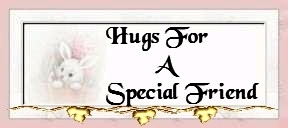 hugs for a special friend