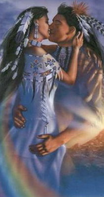 native american spirits kiss in the sky