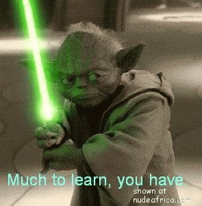 much to learn you have yoda star wars