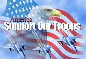 america support our troops