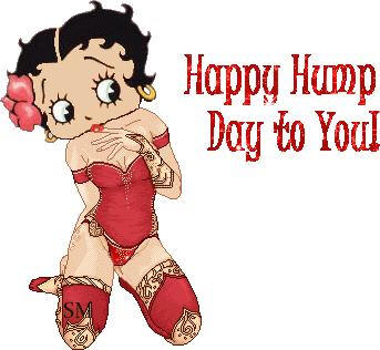 happy hump day to you betty boop
