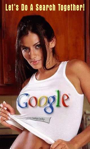 let's do a search together google search