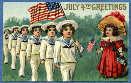 July 4th greetings
