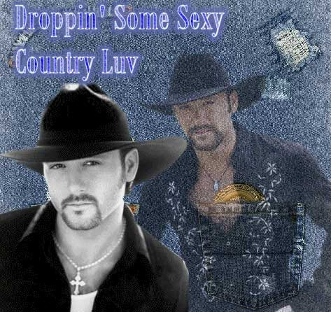 droppin some sexy country luv