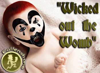 wicked out the womb icp juggalo