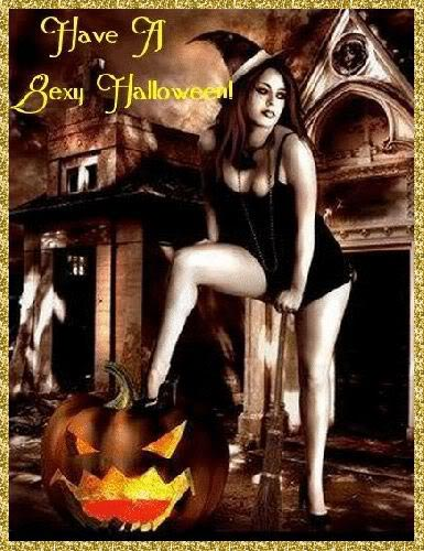 have a sexy halloween