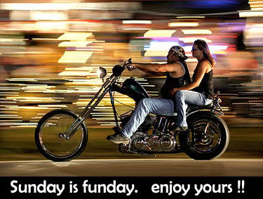 sunday is funday enjoy yours