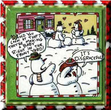 funny snowmen snowman