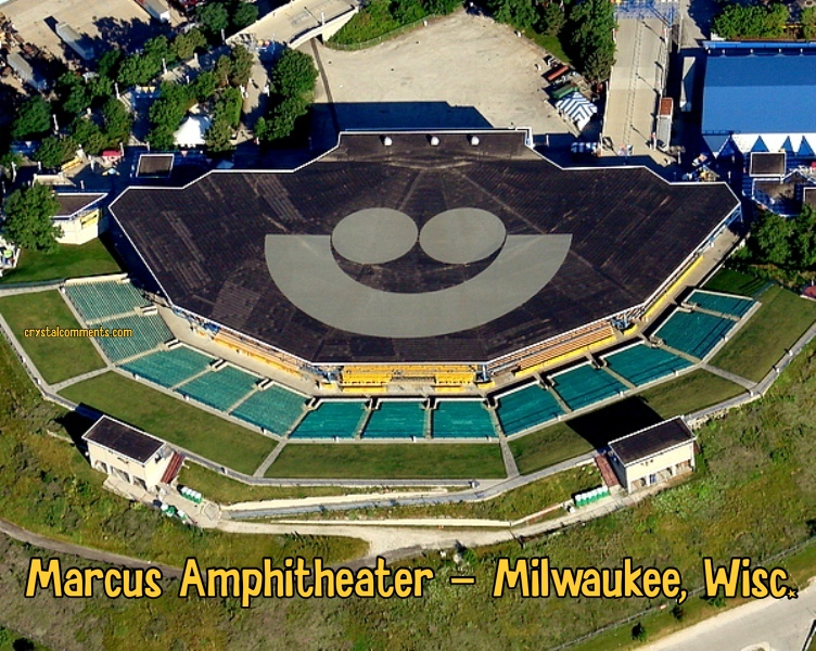 Marcus Amphitheater - Milwaukee, Wisc.