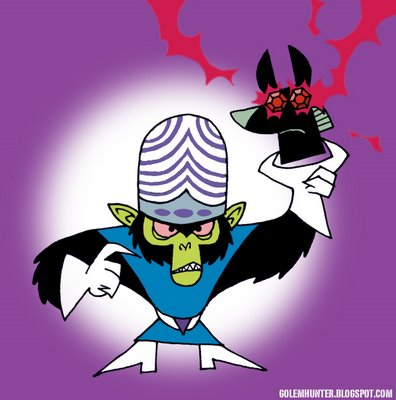 mojo jojo powerpuff girls