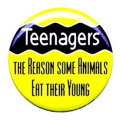 teenagers the reason some animals eat their young