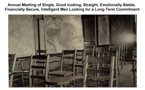 single good looking straught stable men