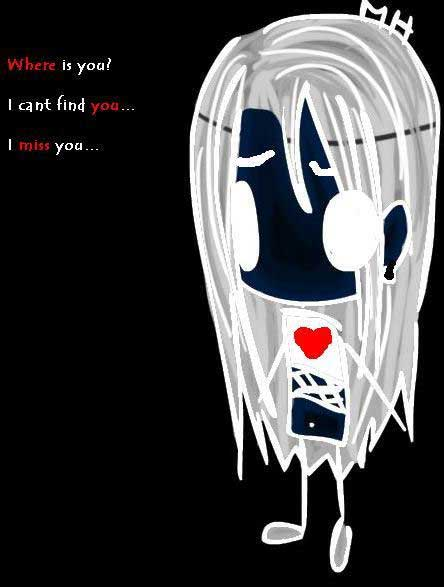 where is you i can't find you i miss you