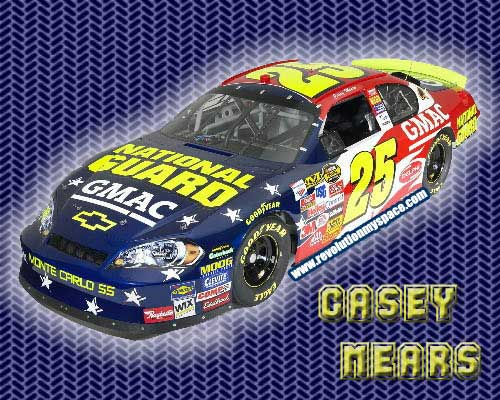 casey mears 25