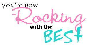 you're now rocking with the best