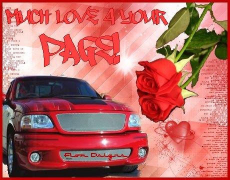 much lover for your page