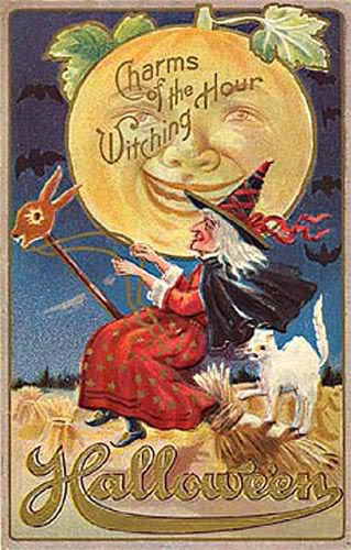 charms of the witching hour halloween