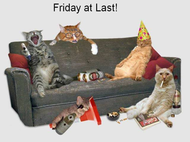 friday at last