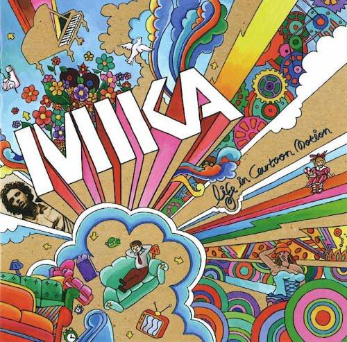 Mika-Life In Cartoon