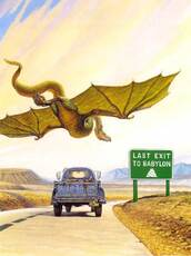 last exit to babylon dragon