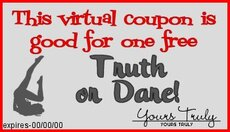 truth or dare coupon