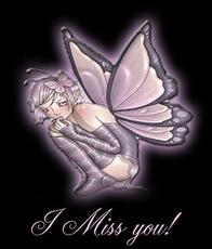 i miss you fairy