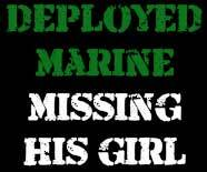 deployed marine missing his girl