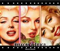 welcome and enjoy marilyn monroe