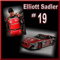 elliott sadler 19