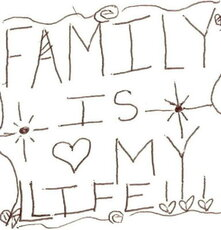 family is love of my life