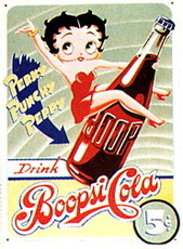 boopsi cola betty boop