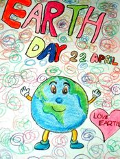 earth day love earth