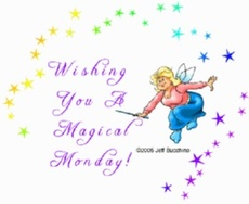 magical monday fairy