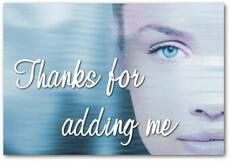 thanks for adding me anelina jolie