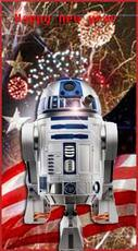 happy new year r2d2
