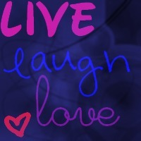 love laugh and love