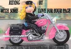 riding by with some love for your page miss piggy