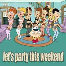 lets party this weekend